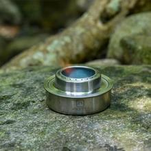 лучшая цена Camping Portable Alcohol Stove Outdoor Picnic Burner Alcohol Stove Camping Hiking Backpack Mini Oven New