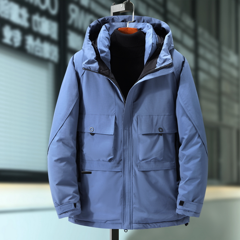 Men Winter Coats Jackets Plus Size 10XL 9XL 8XL 7XL Fashion Hooded Winter Coat Men Thick Warm Mens Winter Jacket Parka