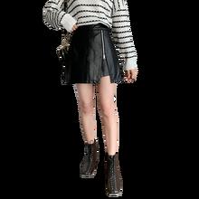 Новинка 2020 женские кожаные короткие брюки sutimine Женская
