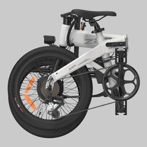 Складной электрический велосипед HIMO Z20 20 дюймов, шины CST, городской электровелосипед IPX7 250 Вт, двигатель постоянного тока 25 км/ч, 36 В, съемный аккумулятор|Электровелосипед|   | АлиЭкспресс