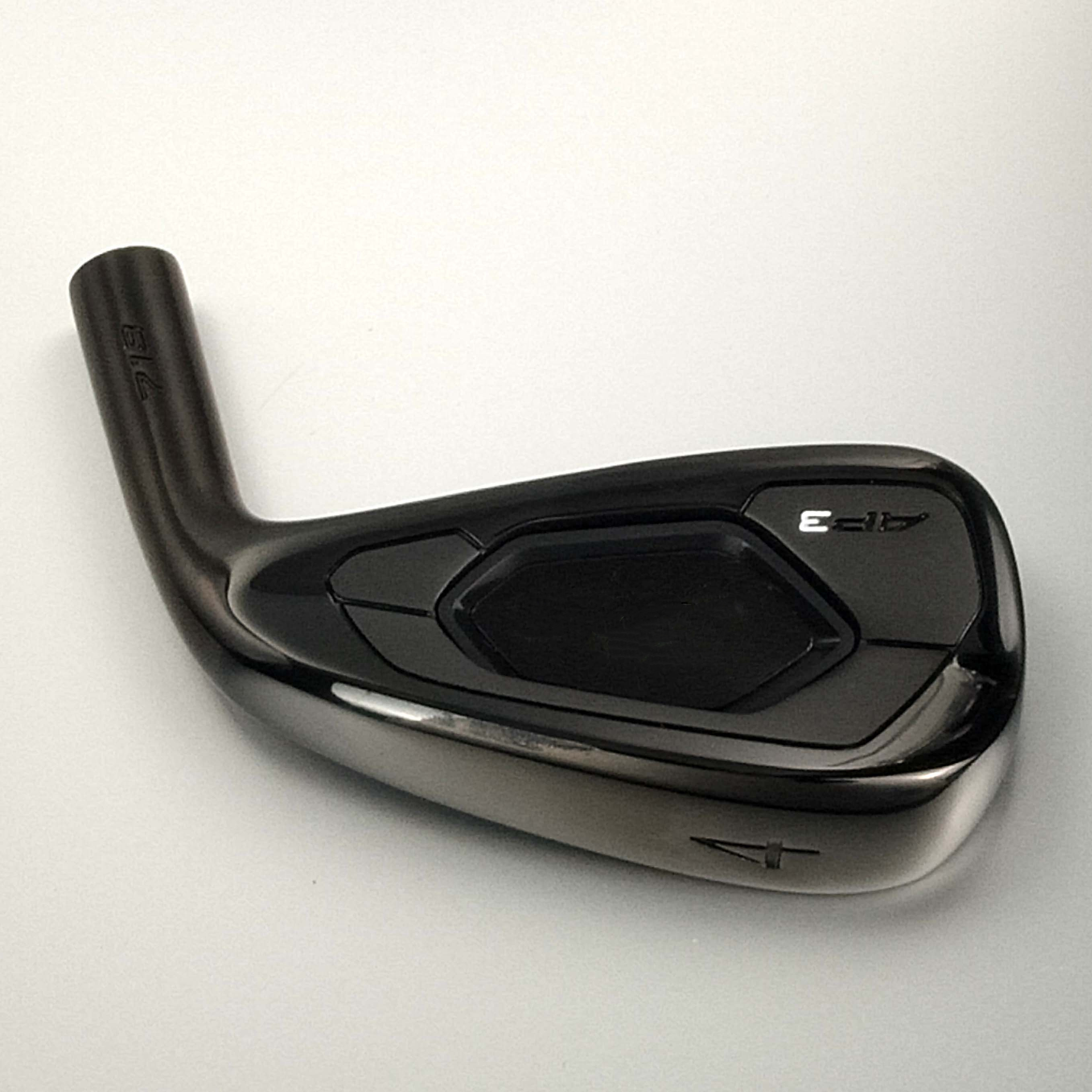 Golf Clubs Irons A3-718 Black Golf Forged Iron 3-9W R/S Steel Shaft With Head Cover Free Shipping