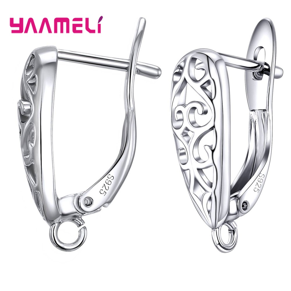 Wholesale New Arrivals Female Hoop Earrings DIY Jewelry Accessory Top Quality Handmade Jewlery Accessories Free Shipping