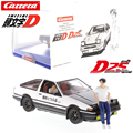 Carrera слот для автомобиля Digital132 INITIAL D 25-я годовщина Toyota Trueno Sprinter AE86/Nissan Skyline GT-R/Mazda FC3S RX-7/FD3S RX-7