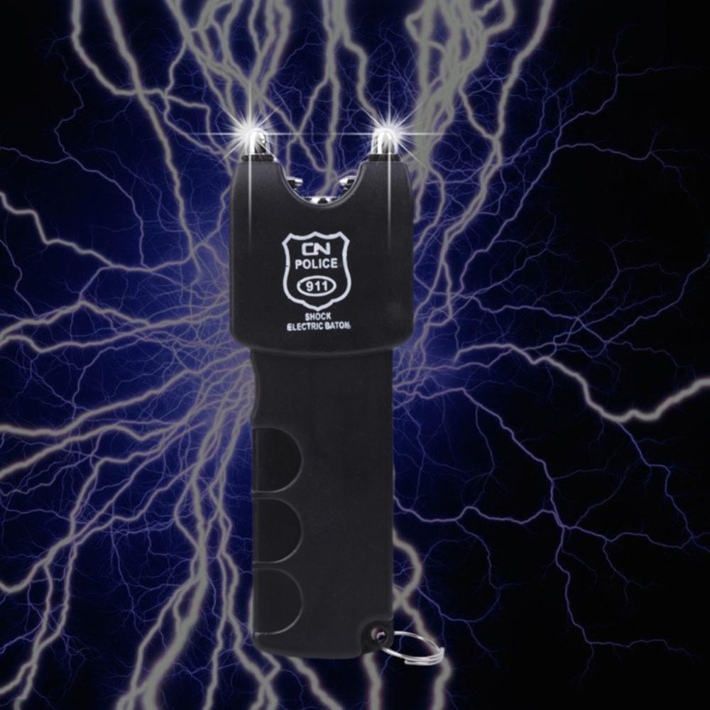 Creative Hand Grips Shock Grip Electric Shock Batons Stick Flashlight Novelty Funny Joke Prank Trick Toy Gag Gift For Friends