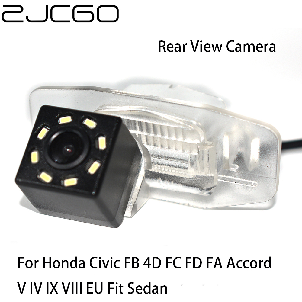 Car Rear View reverse parking backup Camera for HONDA CIVIC with night vision