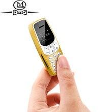 Novo pequeno mini telefones celulares gsm bluetooth botão telefone desbloqueado barato telefone celular sem câmera para crianças