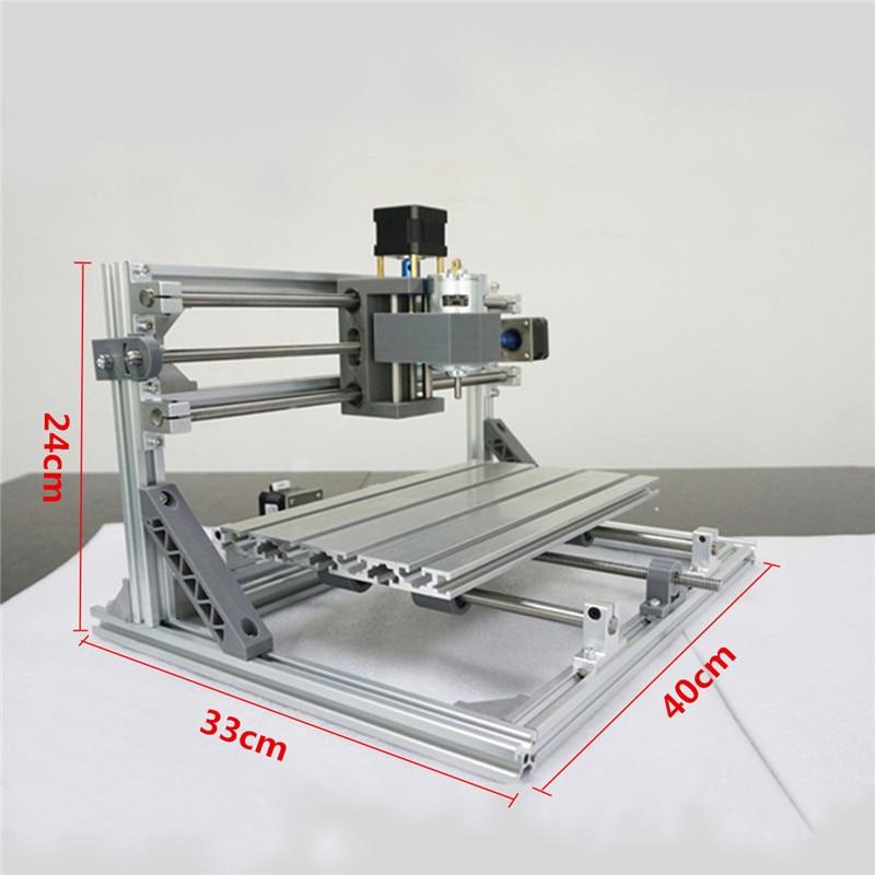 15000mw 3 Es CNC3018 GRBL Control DIY Mini CNC Router Laser Machine Pcb Pvc Milling Wood Router Wood Router Laser Engraving