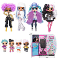 New lol Surprise doll Second generations OMG DOLL with Accessories 11 inch Fashion doll blind boxed Girls Birthday Gifts Toys