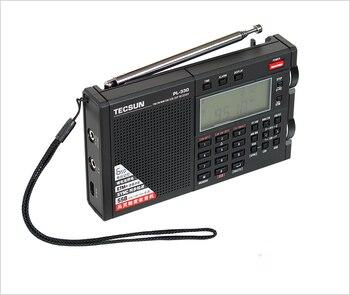 Радиоприемник TECSUN PL-330, FM/LW/SW/MW 5