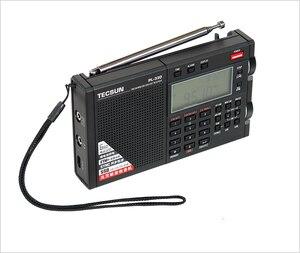 Image 5 - 2021 Tecsun PL 330 FM Radio portable LW/SW/MW Single Side Band All Band Radio Receiver with English Manual Newest Firmware 3305