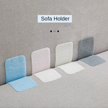 5 Pairs Sofa Cushion Fixed Device Non-Slip Holder Household Hidden Safety Needle-Free Decoration Universal Cushion Dropshipping image