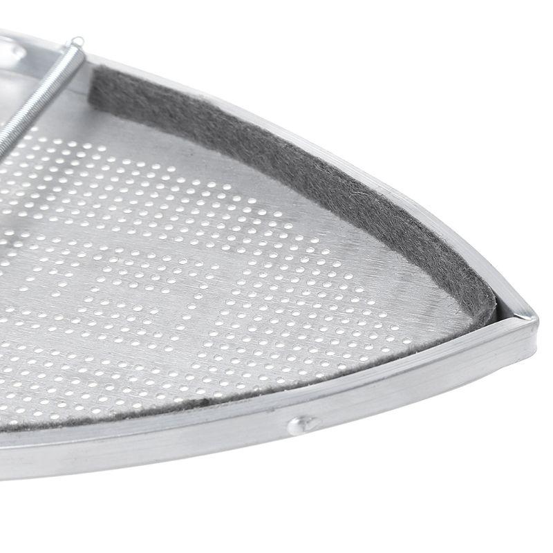 Iron Cover For Teflon Shoe Ironing Aid Board Protect Fabrics Cloth Heat Easy New 4XFB