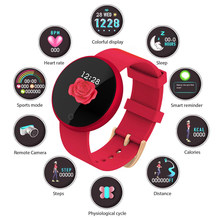 Fashion B36 Smart Bracelet Sedentary Reminder Movement Tracking Blood Pressure Heart Rate Monitor Men's Smart Bracelet Health(China)