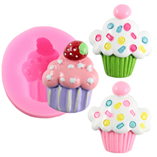 Gumpaste Moulds Baby Clay Decorating-Tools Ice-Cream Chocolate Birthday Cake Candy Resin