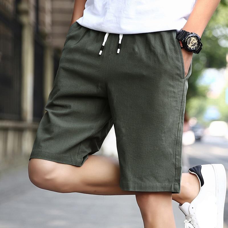 New Summer Casual Shorts Men Fashion Style Man Shorts Bermuda Beach Shorts Breathable Mens Boardshorts Men Sweatpants XS-5XL 6