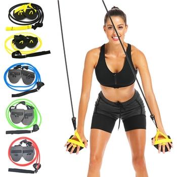 Banda elástica de entrenamiento de fuerza de brazo de tierra de ejercicio de Entrenamiento de natación para adultos y niños