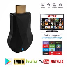 2.4GHz TV Stick Video WiFi Display HD Screen Mirroring Dongle
