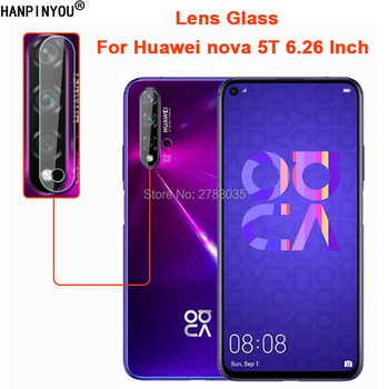 For Huawei Nova 5T 3e Honor 20 10 P20 P30 Pro Lite 20s 20i 10i Ultra Slim Back Camera Lens Protector Cover Tempered Glass Film image