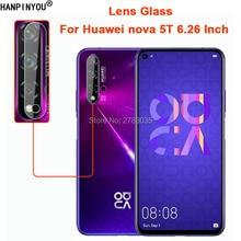 Voor Huawei Nova 5T 3e Honor 20 10 P20 P30 Pro Lite 20 S 20i 10i Ultra Slim Back camera Lens Protector Cover Gehard Glas Film
