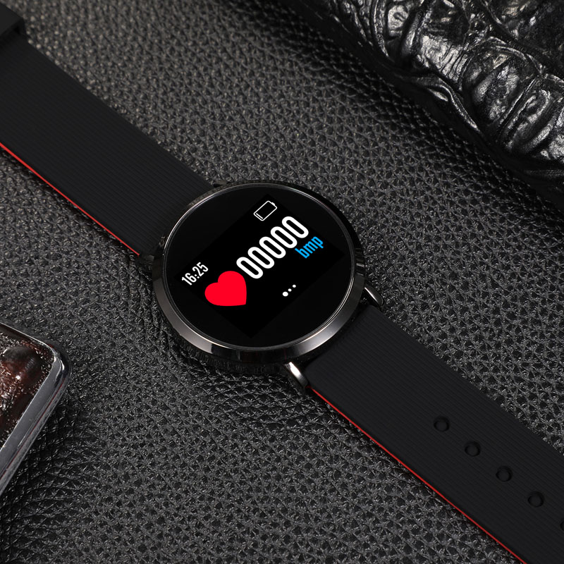 Image 2 - Sport Smart Watch android waterproof  Blood Pressure IP67 2019 Men Smartwatch Heart Rate Monitor Fitness Tracker Watch x88-in Smart Watches from Consumer Electronics