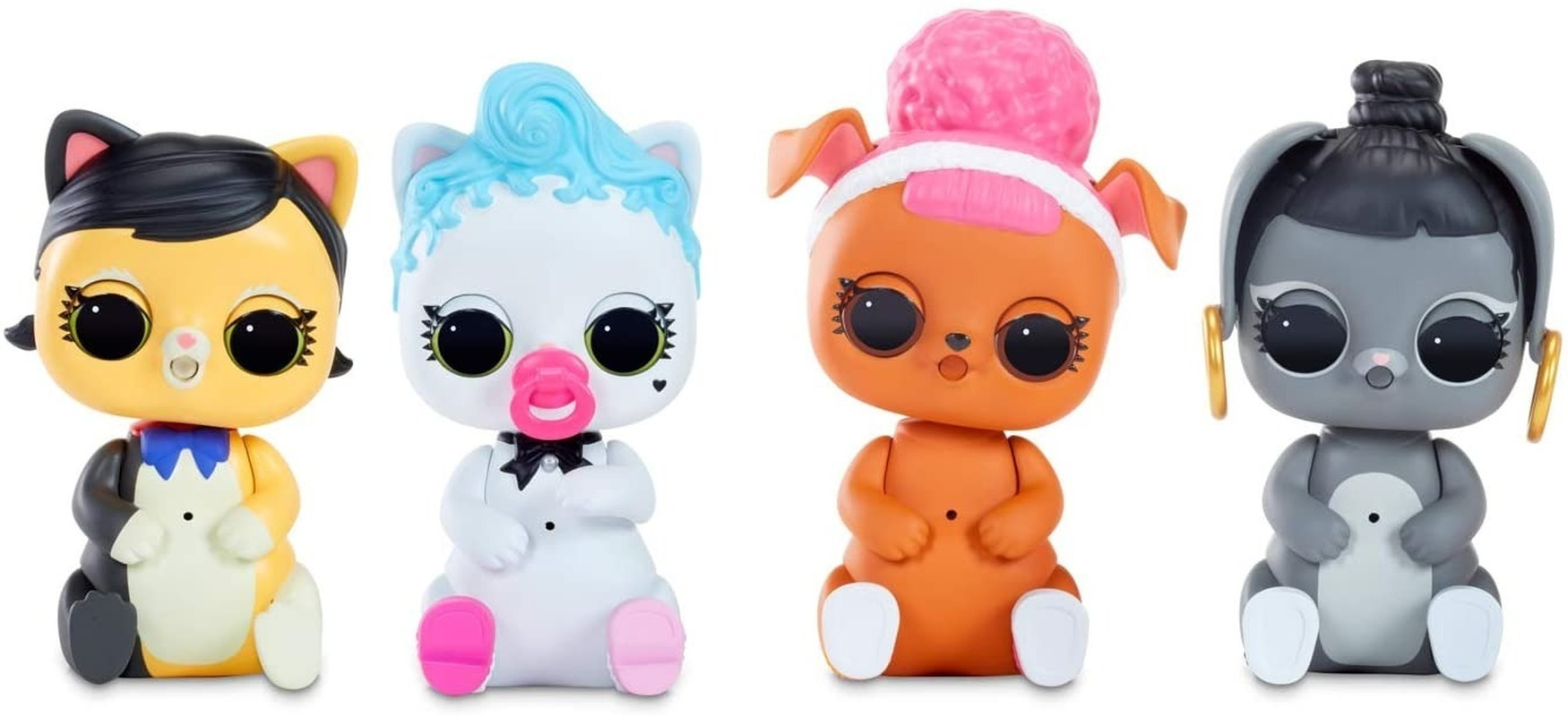 100% оригинал lol surprise Домашние любимцы куклы электрическая