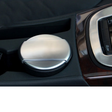 Lsrtw2017 Abs Car Interior Ashtray Box for Audi A4 A6 A3 A5 Q3 Q5 Q7 Accessories цены