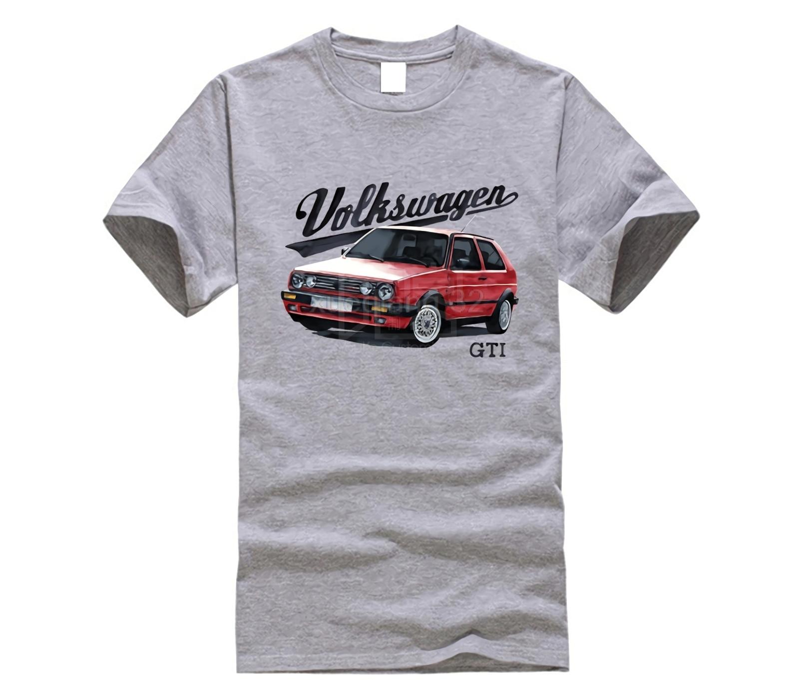 Fashion Men Golf Mk2 Print Cotton Casual O-neck T-Shirt T Shirt