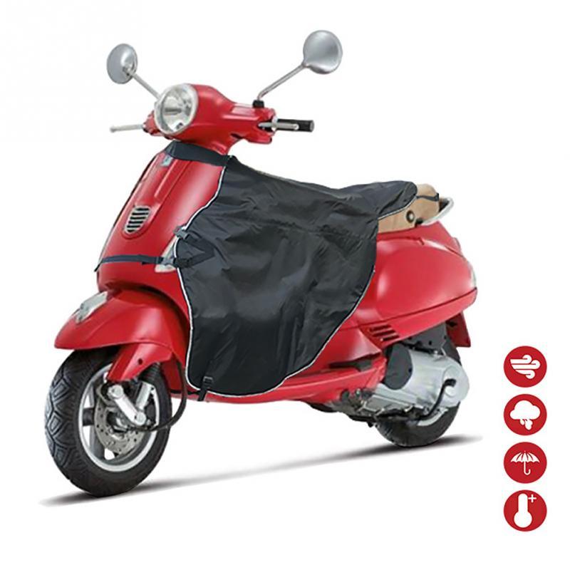 Одеяло скутеры водонепроницаемый мотоциклетный чехол для ног зимнее одеяло для верховой езды защита от холода Универсальный теплый дождь открытый наколенник