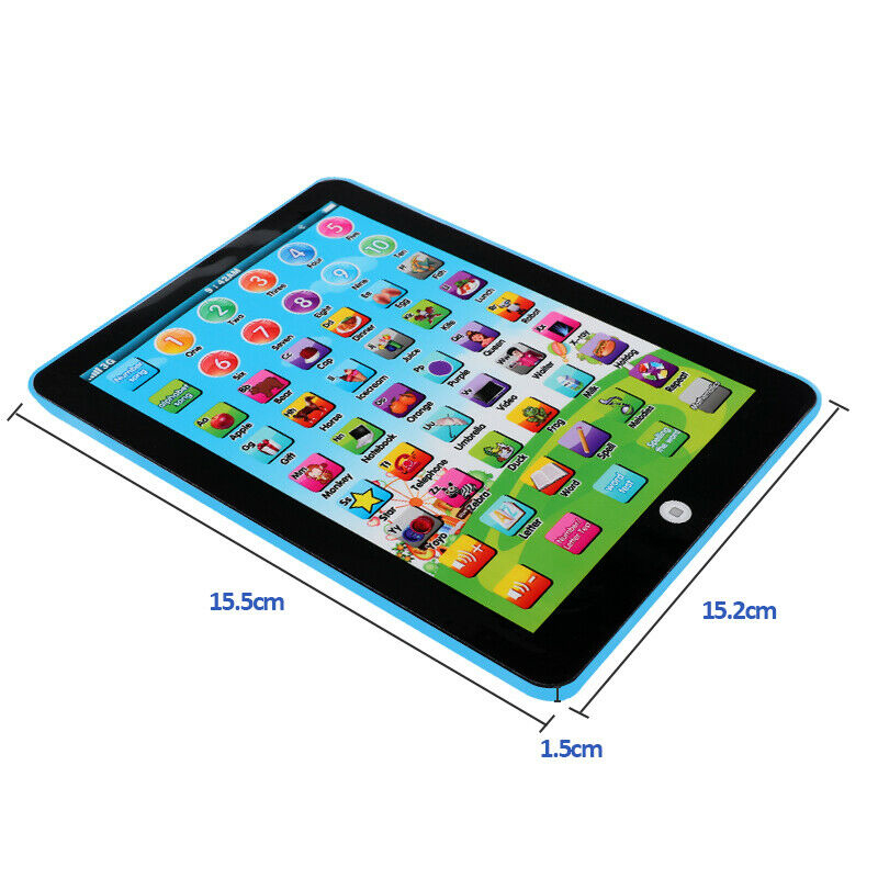 Baby iPhone Tablet Educational Puzzle Learning Toy Christmas Xmas Gift For Kids