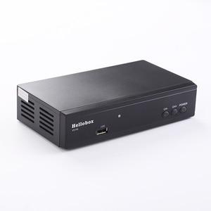 Image 4 - Hellobox V5 TV Receiver PowrVu IKS Bissเต็มAutoroll DVB S2 Built In Satellite Finder HD Digital TVกล่อง