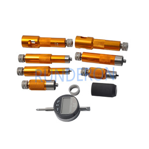 Image 4 - CRI Diesel Service Workshop Common Rail Fuel Injectors Armature Stroke Space Gap Measurement Repair Tools Kit for Bosch Denso