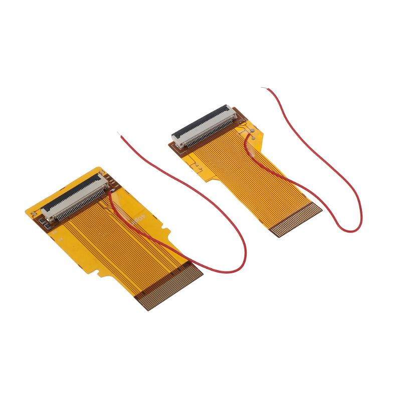 Replacement 32Pin <font><b>40</b></font> Pin For Game boy Advance MOD <font><b>LCD</b></font> Backlight Cable Ribbon for GBA SP Backlit <font><b>Screen</b></font> Mod image