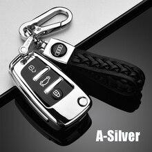 ZOBIG 3 Button Soft Tpu Car Remote Key Fob Cover Case For Audi A3 8L 8P A4 B6 B7 B8 A6 C5 C6 4F RS3 Q3 Q7 TT