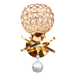E14 Wall Sconce Crystal Wall L
