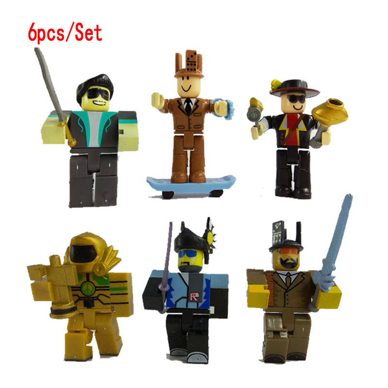 24pcs Set Roblox Action Characters Figures 7cm Pvc Suite Doll Toys 6pcs Set Roblox Action Figures 7cm Pvc Suite Dolls Toys Anime Model Figurines For Decoration Collection Christmas Gifts For Kids Action Toy Figures Aliexpress