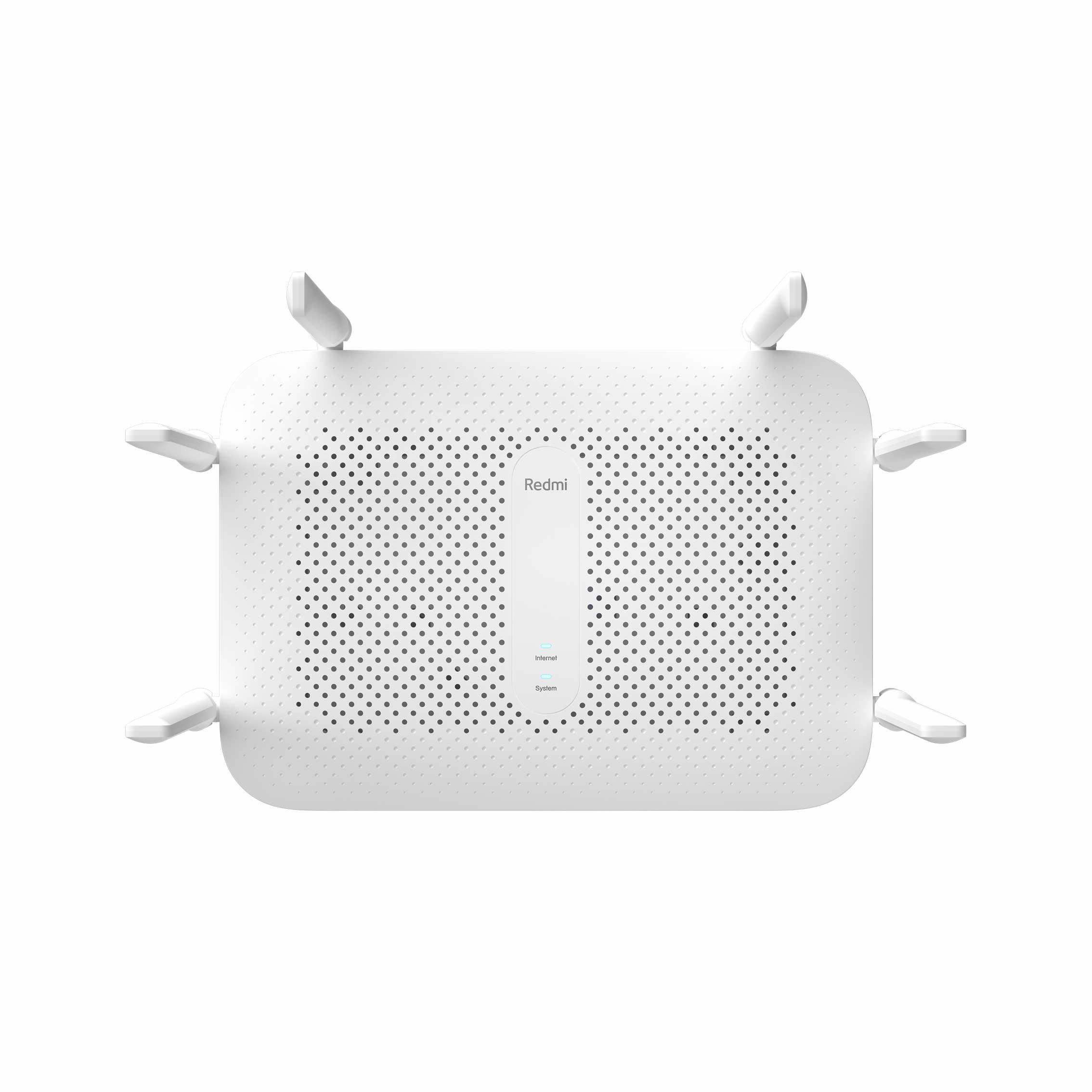 NEUE Xiaomi Redmi Router AX5 WiFi 6 1800 5-Core 256M Speicher Netz Home IoT 4 Signal Verstärker 2,4G 5GHz Sowohl 2 Dual-Band OFDMA 6