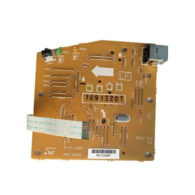 New Logic Mainboard Formatter Board For HP LaserJet P1005 P1007 RM1-4607-000 RM1-4607 RM1-4608 RM1-4608-000