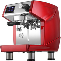 New Upgrade CRM3200D Commercial Coffee Machine Espresso American Coffee Maker 1.7L 15 Bar 2 Boilers Coffee Machine