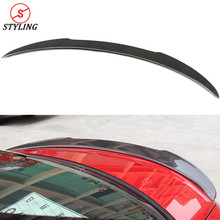 W117 Carbon Spoiler For Mercedes-benz AMG CLA45 CLA250 CLA200 rear trunk spoiler FD Style wing 2013 2014 2015 2016 2017 2018 цена