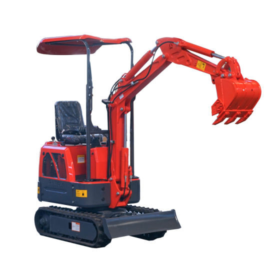 China Made Micro Mini Excavator For Sale Minikoparka Mini Pelle