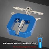 Blue Gear Lagertrekker Extractor Tool Full Metal Motor Aluminium 56 Mm Voor 1/10 Hsp Hpi Truck Afstandsbediening auto