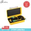 Продвижение OTDR Launch Cable Box SM 1 км OTDR оптоволоконные кольца OTDR патч-корд Singlemode SC APC  FC/UPC  SC/UPC  ST/UPC  LC/UPC