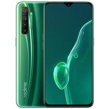 Realme X2  6.4 Full Screen 6GB 64GB Mobile Phone SDM730G 64MP Quad Camera 4000mAh VOOC 30W Fast Charging NFC OPPO Smartphone