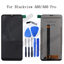 6.1 original LCD For Blackview A60 display touch screen digitizer replacement Accessories PRO BV