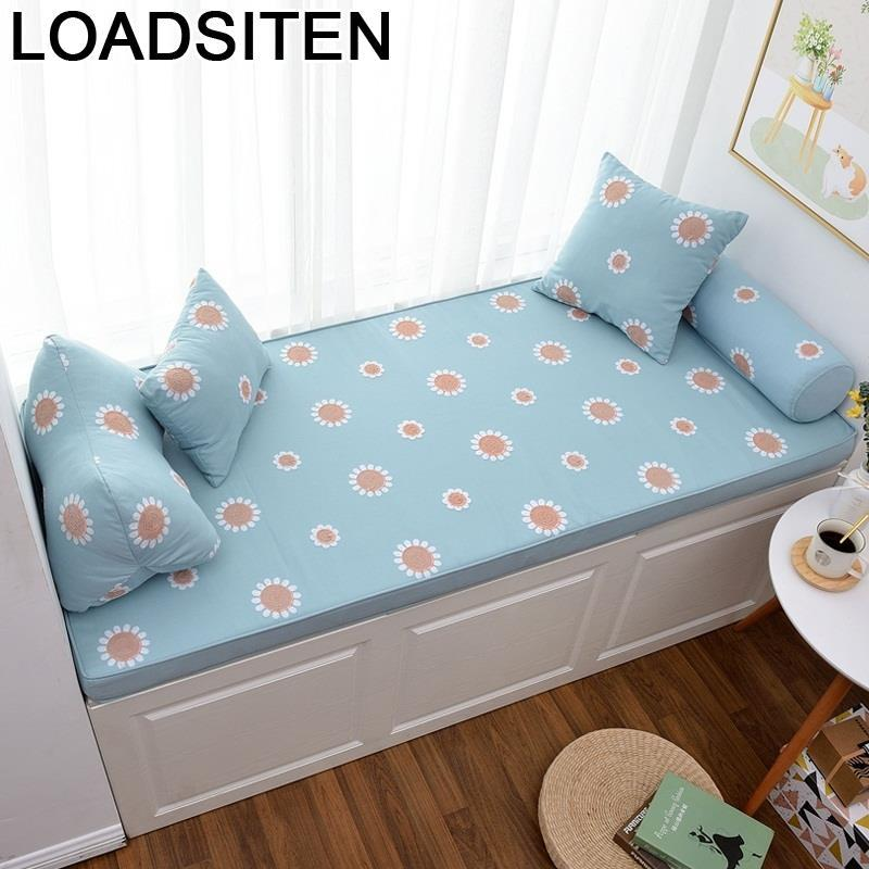 Taie Cama Colchon Tatami Stoelkussen Decoratif Mattress Seat Coussin Decoration Cushion Home Decor Cojin Window Bay Mat