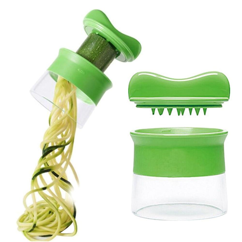 Vegetable Fruit Spiral Slicer