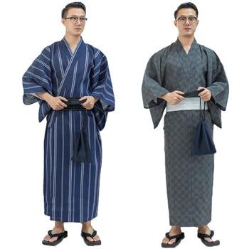 Men's Japanese Cotton Yukata