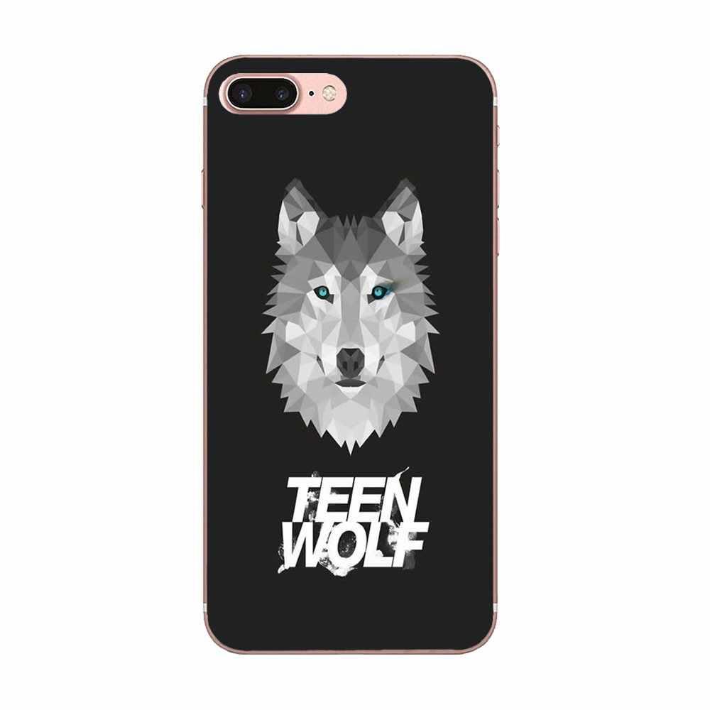 Delgada de TPU celular para Samsung Galaxy J1 J2 J3 J330 J4 J5 J6 J7 J730 J8 2015, 2016, 2017, 2018 mini pro 2019 Horrible Tv mostrar Teleplay Teen Wolf.