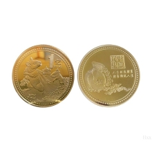 Год крысы памятная монета Китайский Зодиак сувенир вызов коллекционная