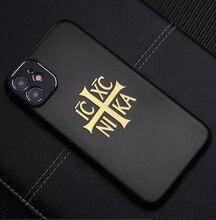 11205 #60*60mm ortodoxo cristianismo ic xc ni ka legal 3d níquel metal decalque adesivos de carro para estilo do carro telefone portátil